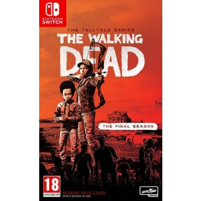 The Walking Dead: The Final Season SWITCH