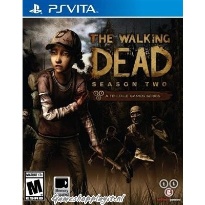 Foto van The Walking Dead Season Two PSVITA