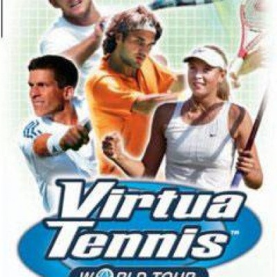 Foto van Virtua Tennis World Tour PSP