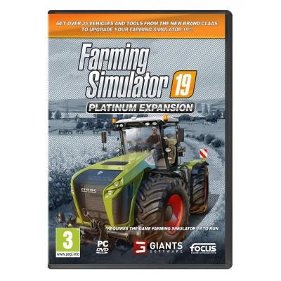 Foto van Farming Simulator 19 Platinum Expansion PC
