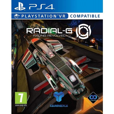 Foto van Radial-G: Racing Revolved PS4