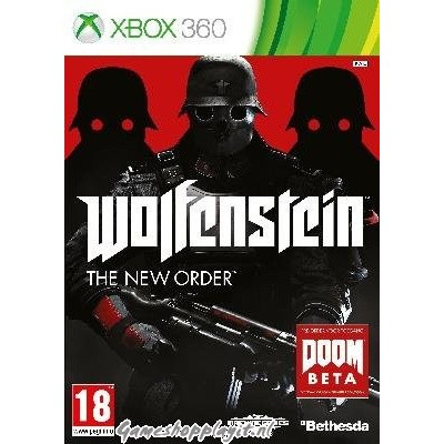 Foto van Wolfenstein The New Order XBOX 360