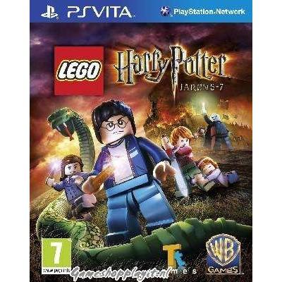 Foto van Lego Harry Potter Jaren 5-7 PSVITA