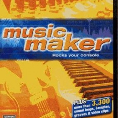 Foto van Magix Music Maker PS2