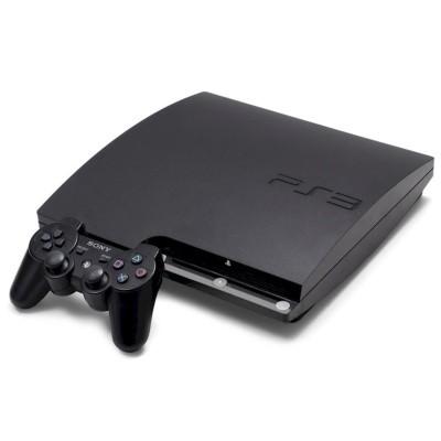 Console 250Gb Slim PS3