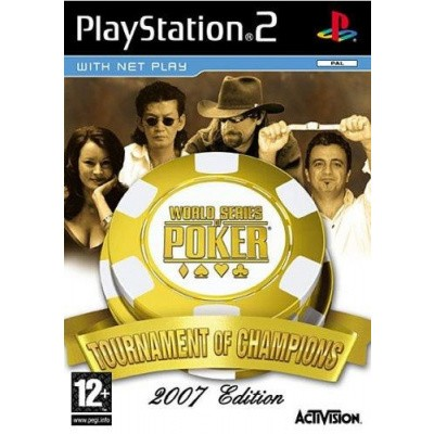 World Series Of Poker 2007 Edition PS2