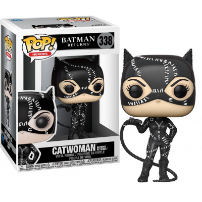Foto van Pop! Heroes: Batman Returns - Catwoman FUNKO