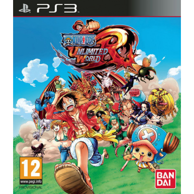 Foto van One Piece Unlimited World Red Straw Head Edition PS3