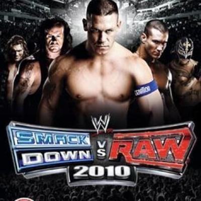 Smackdown Vs Raw 2010 PS2