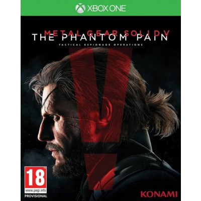Foto van Metal Gear Solid V: The Phantom Pain Xbox One