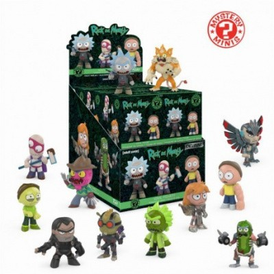 Foto van Funko Mystery Minis: Rick And Morty Series 2