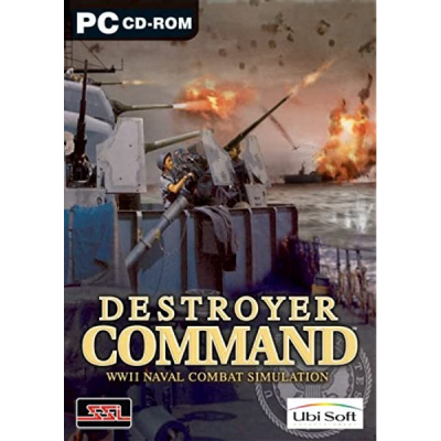 Foto van Destroyer Command PC