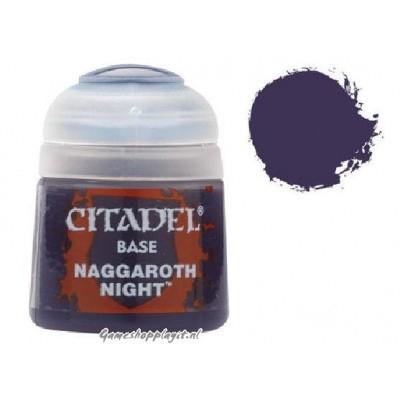 Citadel Base - Naggaroth Night CITADEL