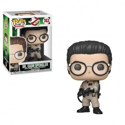 Foto van Pop! Movies: Ghostbusters - Dr. Egon Spengler FUNKO