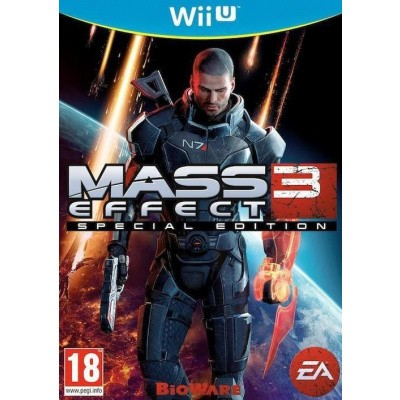 Mass Effect 3 Special Edition WII U