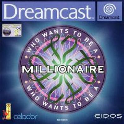 Foto van Who Wants To Be A Millionaire SEGA DREAMCAST
