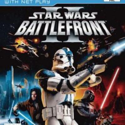Foto van Star Wars Battlefront II PS2