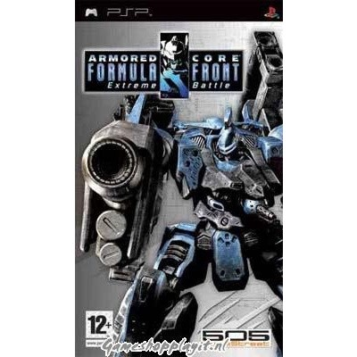 Armored Core Formula Front PSP