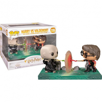 Foto van Pop! Movies: Harry Potter - Harry VS Voldemort FUNKO
