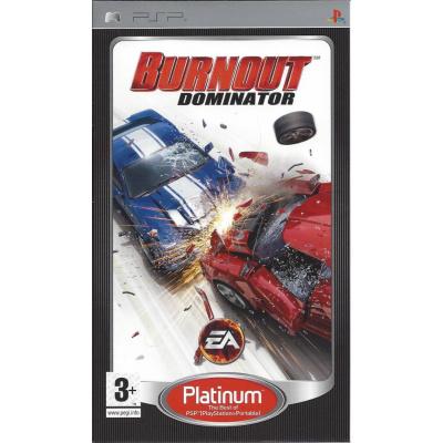 Foto van Burnout Dominator (Platinum) PSP