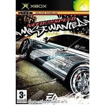 Foto van Need For Speed: Most Wanted XBOX