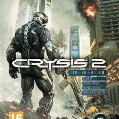 Foto van Crysis 2 Limited Edition PS3
