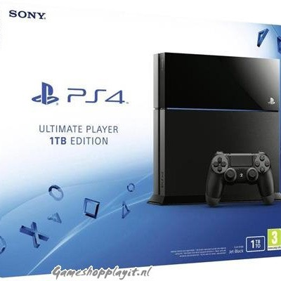 Foto van Playstation 4 Console 1Tb Black