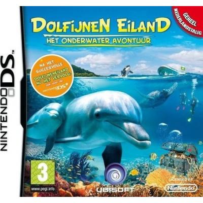 Dolfijnen Eiland Het Onderwater Avontuur NDS