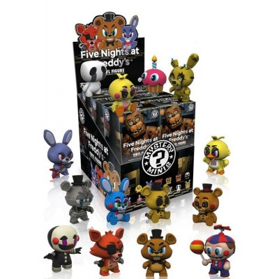 Foto van Funko Mystery Minis: Five Nights at Freddy's