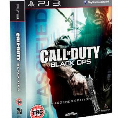 Foto van Call Of Duty Black Ops Hardened 3 Edition PS3