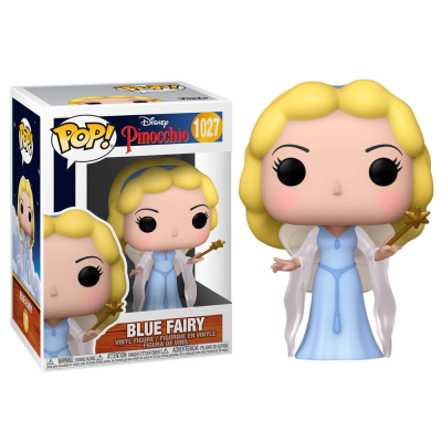 Foto van Pop! Disney: Pinocchio - Blue Fairy FUNKO