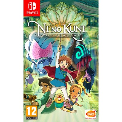 Ni no Kuni: Wrath of the White Witch Remastered Nintendo Switch