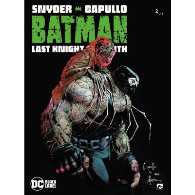 DC: Batman Last Knight on Earth 2 (NL-editie) COMICS