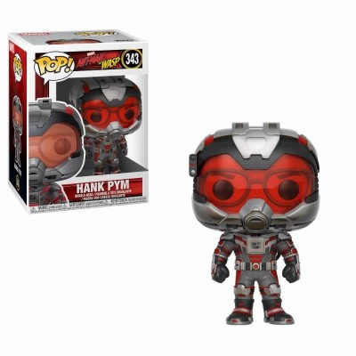 Foto van Pop! Marvel: Ant-Man And The Wasp - Hank Pym FUNKO