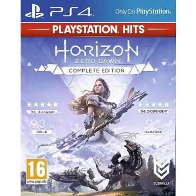Foto van Horizon Zero Dawn Complete Edition (Playstation Hits) PS4