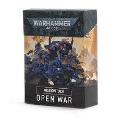 Open War Mission Pack WARHAMMER 40K