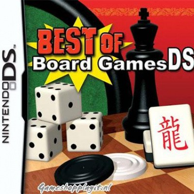 Best Of Board Games NDS