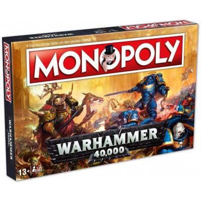 Monopoly Warhammer 40,000