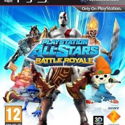 Foto van Playstation All-Stars Battle Royale PS3