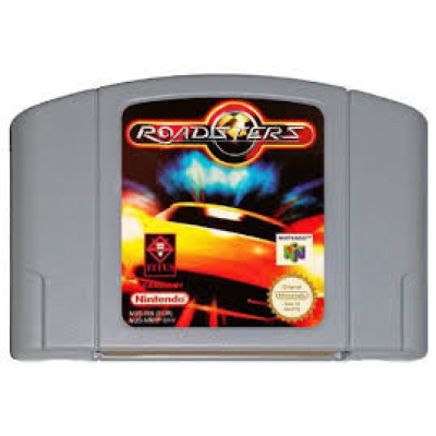 Foto van Roadsters (Cartridge Only ) N64