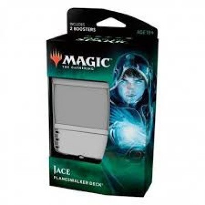 TCG Magic The Gathering Planeswalker Deck - War Of The Spark - Jace MTG