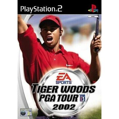 Foto van Tiger Woods Pga Tour 2002 PS2
