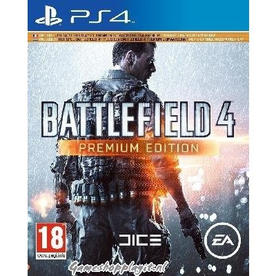 Foto van Battlefield 4 Premium Edition PS4