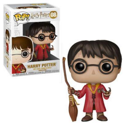 Pop! Harry Potter: Harry Potter Quidditch FUNKO