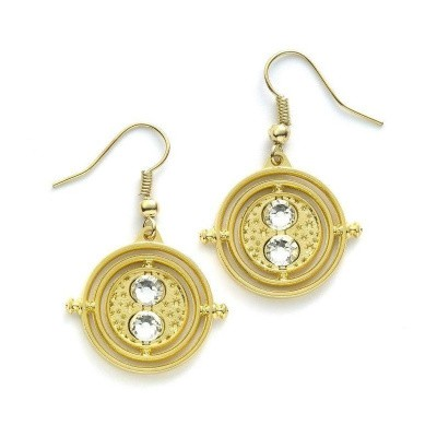 Harry Potter: Fixed Time Turner Earrings MERCHANDISE