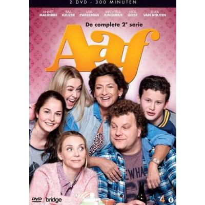 Foto van Aaf Serie 2 (2DVD) DVD