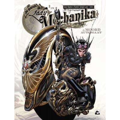 Lady Mechanika De Moordautomaat 1 (NL-editie) COMICS