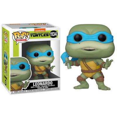 Foto van Pop! Movies: Teenage Mutant Ninja Turtles 2 - Leonardo FUNKO