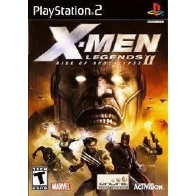 Foto van X-Men Legends 2: Rise Of The Apocal PS2