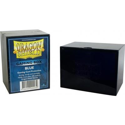 TCG Dragon Shield Deckbox - Blue DECKBOX